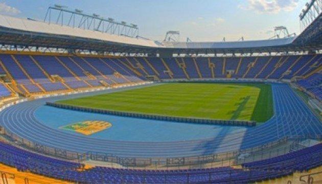 Футбол: тренировка сборной Украины состоится, несмотря на погоду