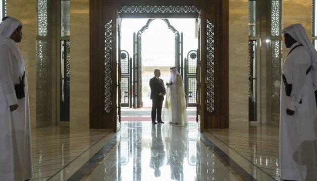 Порошенко надеется, что Кувейт инвестирует в девелоперские проекты Украины