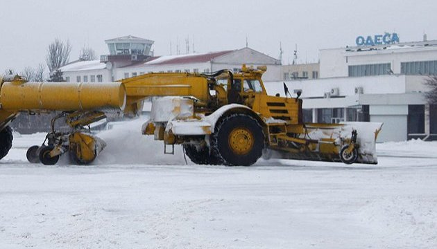 Поліції повідомили про замінування Одеського аеропорту