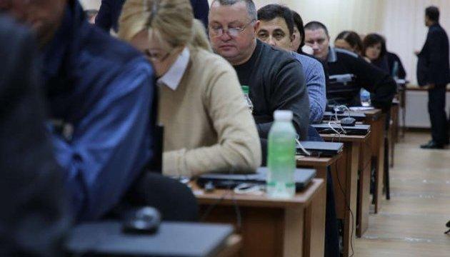 Перші 988 суддів склали кваліфікаційні іспити