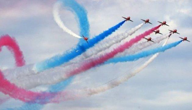 У Британії розбився військовий літак елітної групи