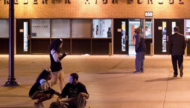 Стрілянина у школі США: нападник помер у лікарні