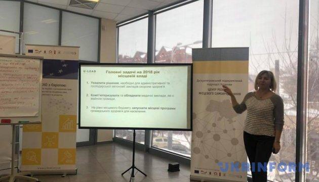 Тергромадам Днепропетровщины передают первичные учреждения медпомощи