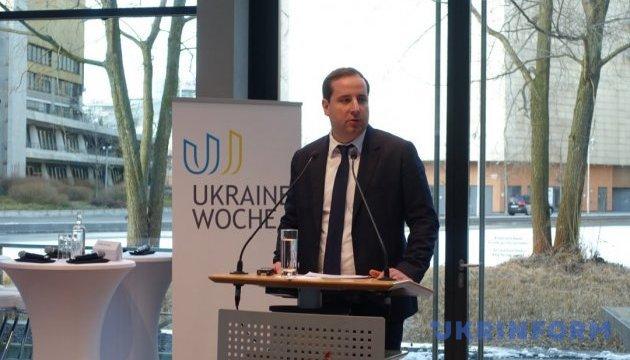 Саенко пригласил немцев инвестировать в Украину