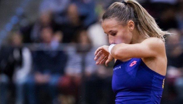 Теніс: Цуренко програла Томлянович на старті турніру WTA в Маямі