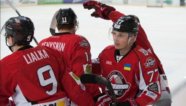 Хокей: «Донбас» вдруге переміг «Кременчук» у фінальній серії УХЛ