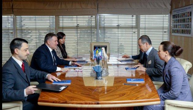 Avakov: L'Ukraine espère un soutien fort de l'Italie dans le processus de réforme