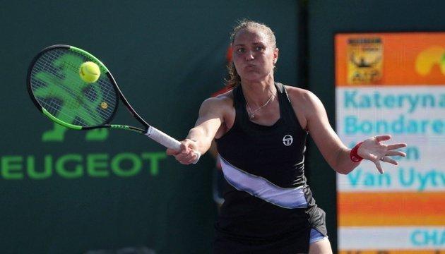 Теніс: Бондаренко не вдалося пробитися до другого раунду Miami Open-2018
