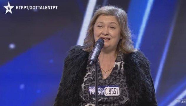 Українка пройшла відбір на шоу талантів у Португалії