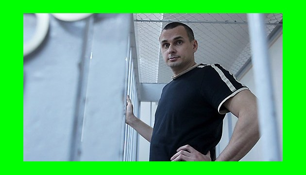 Sentsov goes on hunger strike