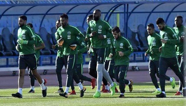 Футбол: Саудівську Аравію представлятимуть одразу 8 підопічних Реброва