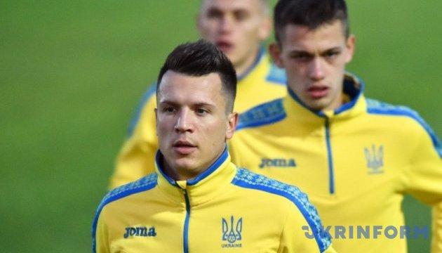 Коноплянка: Конечно, Ярмоленко в сборной будет не хватать