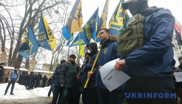 На Банковой требовали отставки губернатора Николаевской области
