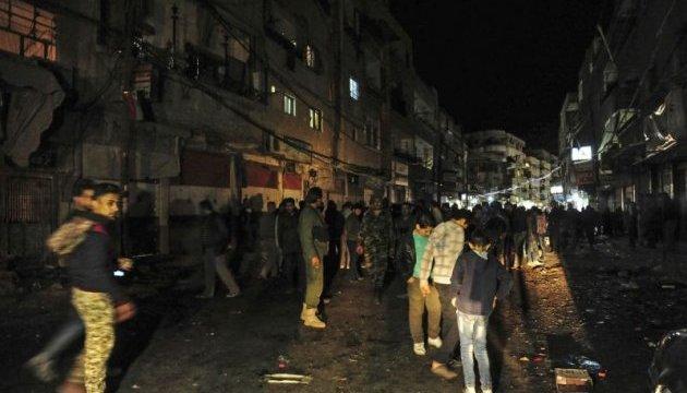 Атака смертника у Дамаску: 38 загиблих