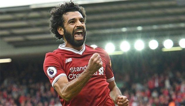 Футбол: 36 голів Салаха за