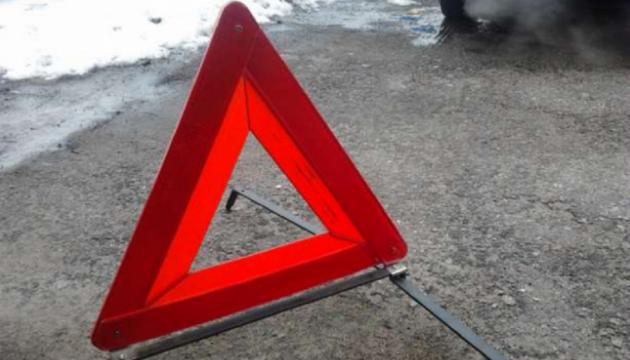 Сніг у Києві: поліція вже нарахувала майже 300 аварій