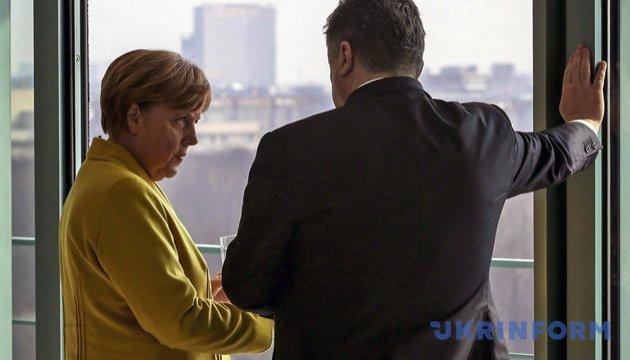 Меркель про Nord Stream 2: Частина газу має йти через Україну