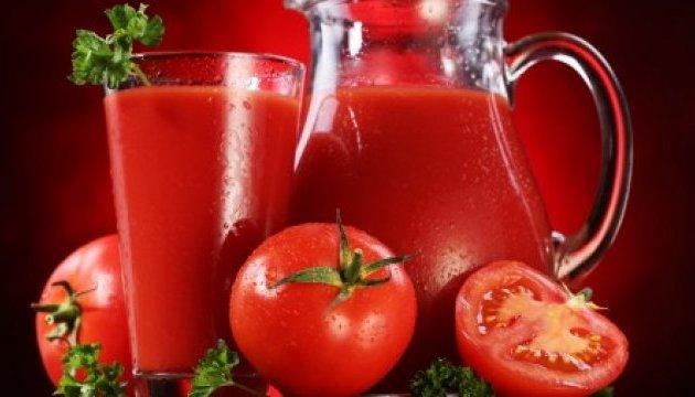 Ucrania aumenta las exportaciones de jugo de tomate casi un 25%