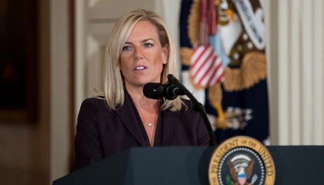 Міністр безпеки США: захист виборів до Конгресу - найвищий пріоритет