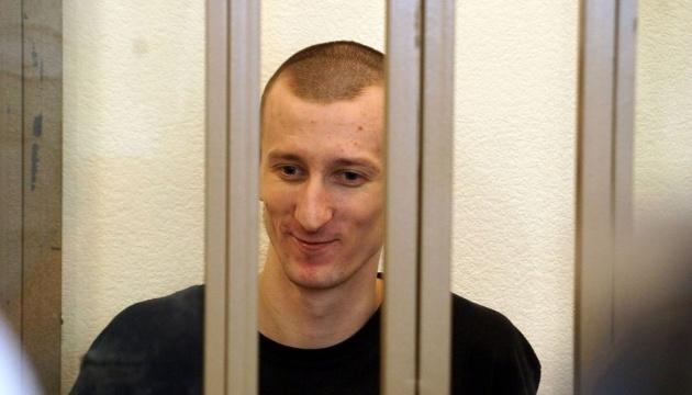Кольченко на майские праздники перевели в штрафной изолятор