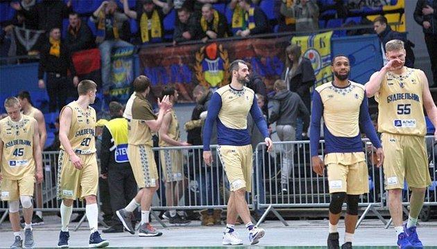 Баскетбол: киевский