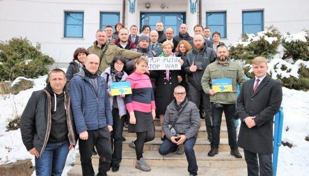 Угорщина втретє прийняла на реабілітацію українських військових