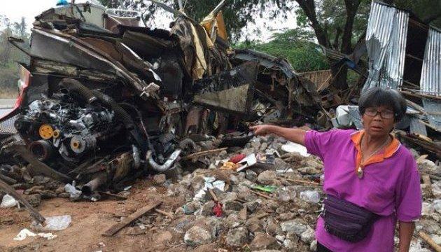 Украинцев нет среди погибших во время ДТП в Таиланде - МИД