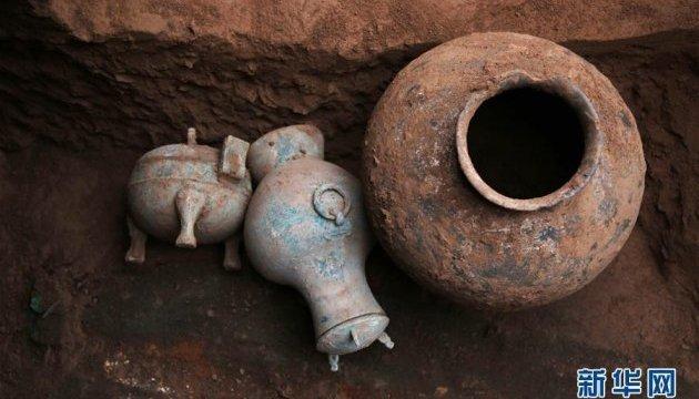 В Поднебесной нашли 2000-летний алкогольный напиток