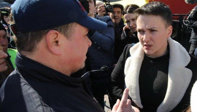 Савченко объявили подозрение. ГПУ будет просить два месяца ареста