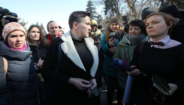 ГПУ проситиме для Савченко арешт без застави
