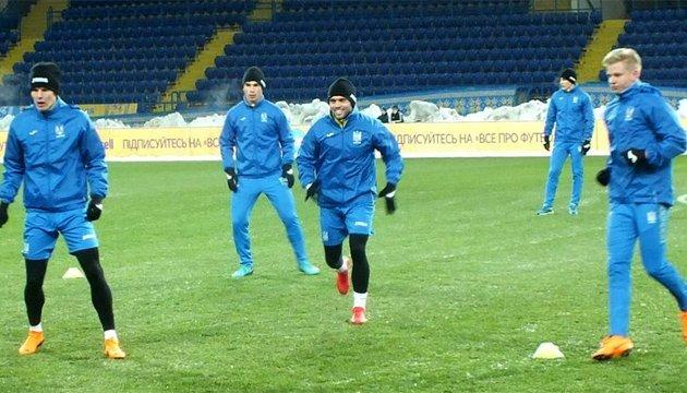 Караваев: В сборной Украины тренер видит меня на позиции правого защитника
