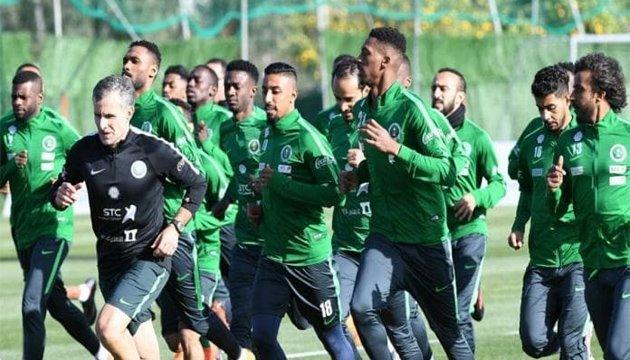 Футбол: збірна Саудівської Аравії безкоштовно роздає квитки на матч з Україною