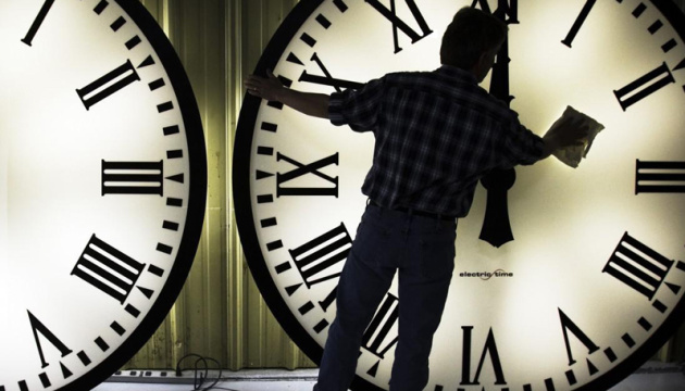 Ukraine to switch to daylight saving time on March 25
