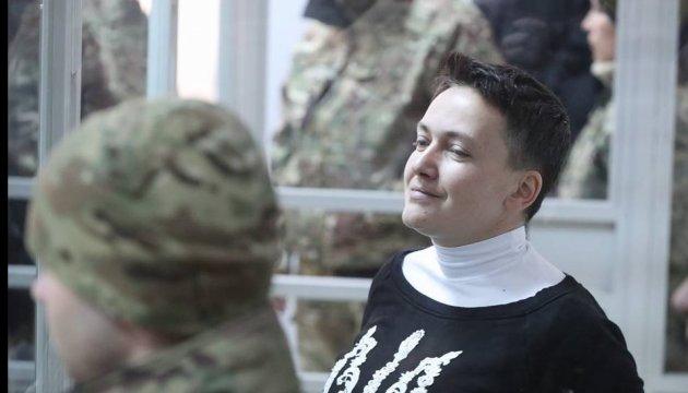 Савченко не хочет в СИЗО: заверяет, что не убежит
