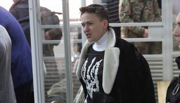 К психиатрической экспертизе Савченко нужно привлечь специалистов из ЕС – депутат