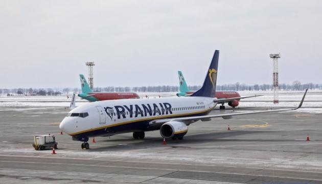 Время полетов с Ryanair согласовали только на одно направление - директор Борисполя