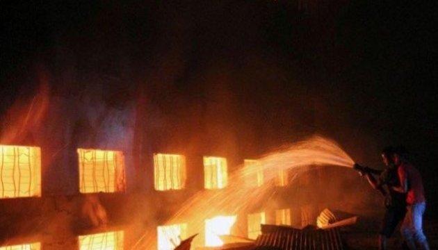 На фабриці феєрверків в Індії стався вибух, п'ятеро загиблих