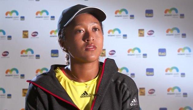 Наоми Осака: В матче со Свитолиной главное не нервничать