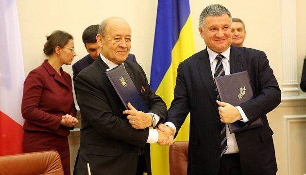 Украина и Франция подписали большой вертолетный проект