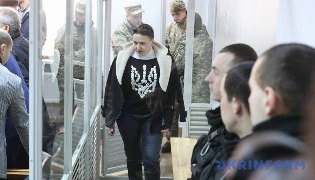 Lawyers to file appeal against Savchenko's arrest
