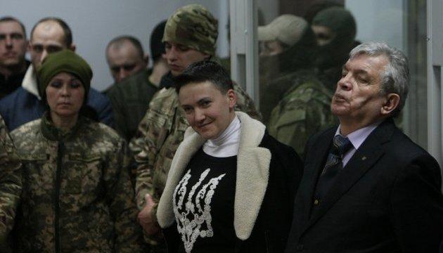 Адвокати Савченко подають апеляцію на арешт