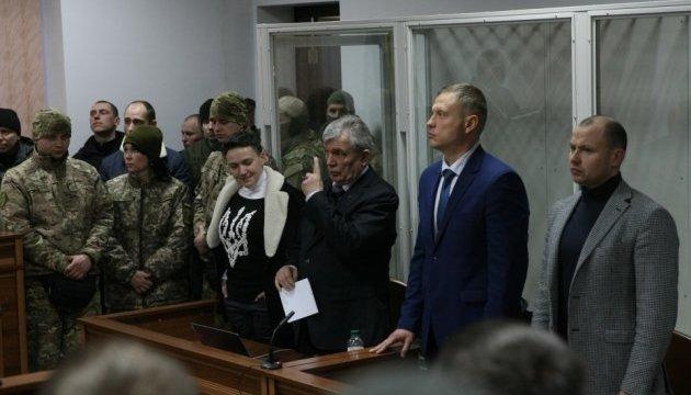 Савченко подаватиме апеляцію на арешт