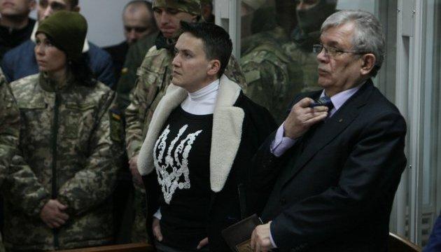 Отпустили и сразу же арестовали - адвокат о решении суда по делу Савченко