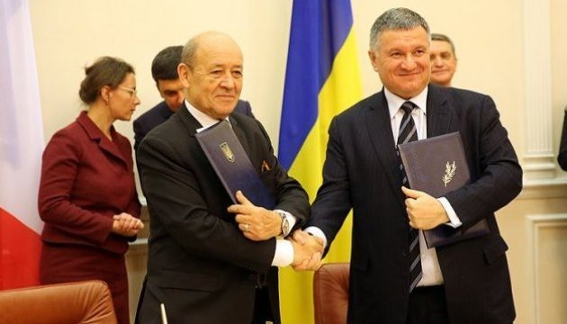Ukraine und Frankreich einigen sich auf ein großes Hubschrauberprojekt
