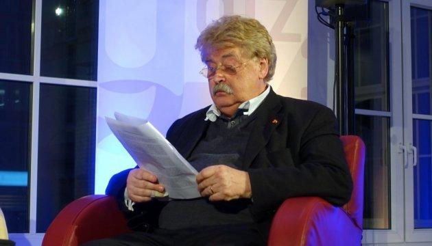 Признание аннексии Крыма откроет двери новым войнам - евродепутат