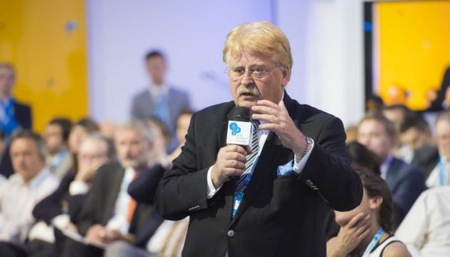 Україна має відновити контроль над кордоном з РФ до виборів на Донбасі - Брок