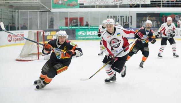 Украинская хоккейная лига: