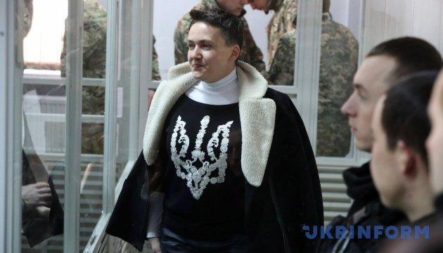 Савченко буде під посиленим наглядом лікарів, якщо почне голодувати - Мін'юст