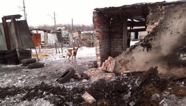 Les conséquences des tirs de mortiers sur Avdiivka en photos (photos)