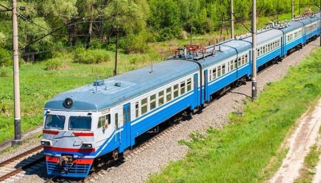 Укрзалізниця призначила шість електричок із Києва